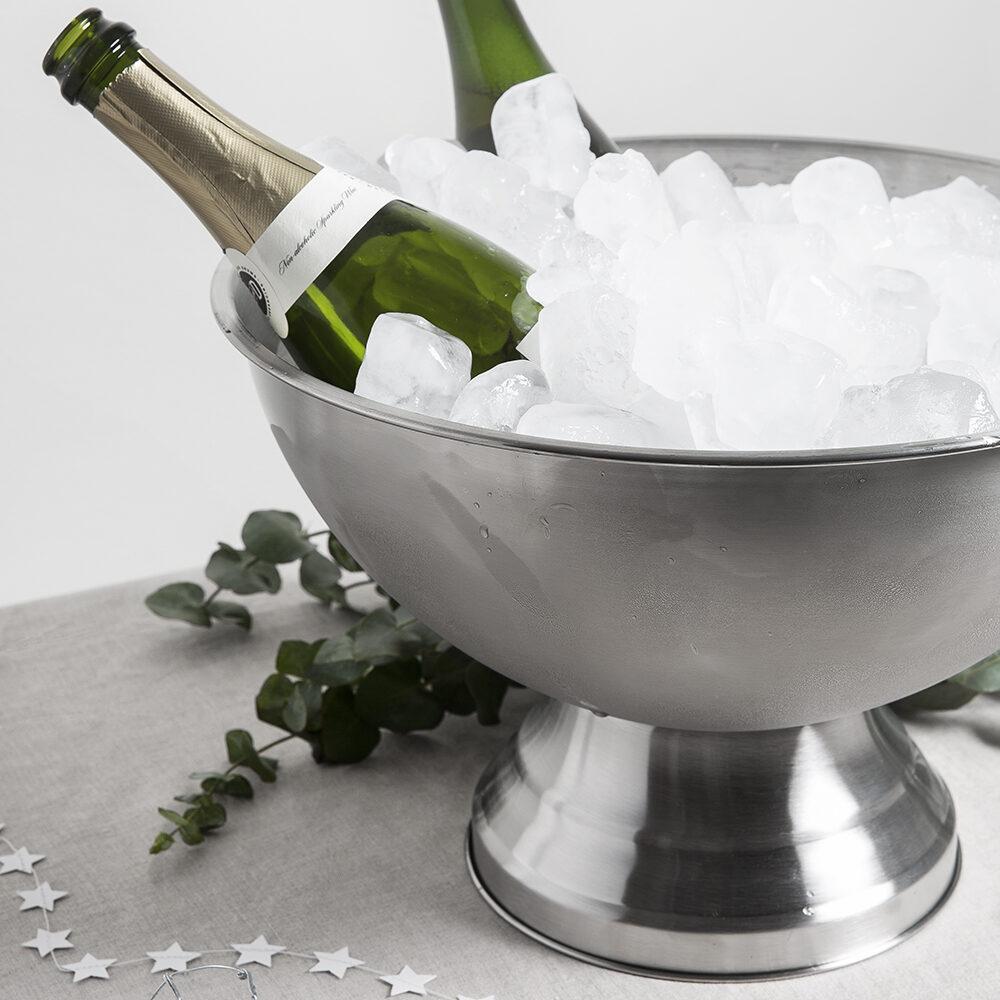 Champagnekylare och nyheter till nyår från Granit