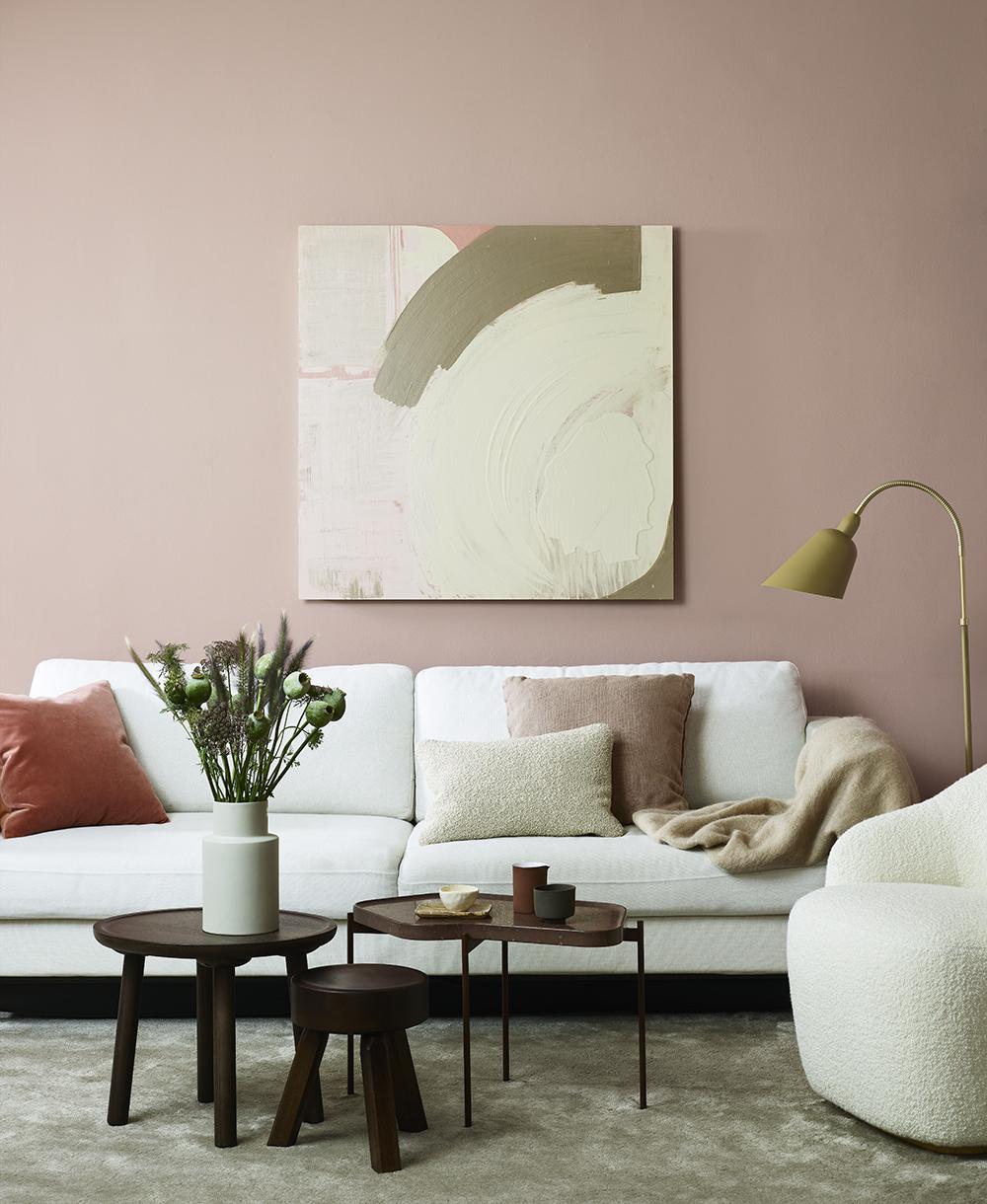 时尚粉红色2020和Becker的柔和粉红色