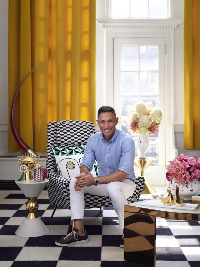 Jonathan Adler samarbetar med H&M Home