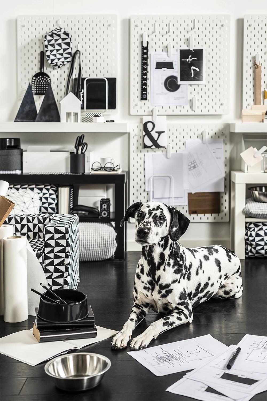 Ikeas husdjurskollektion Lurvig finns nu i Sverige
