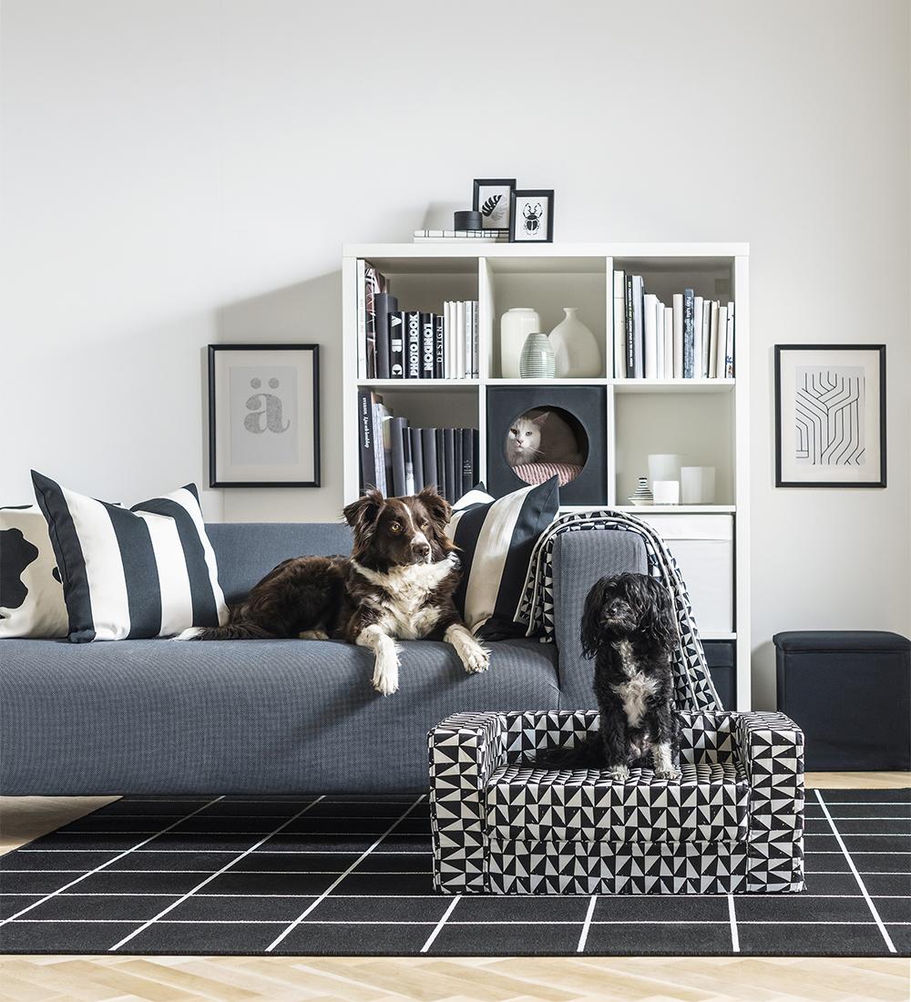 Ikea lanserar kollektion för katter och hundar