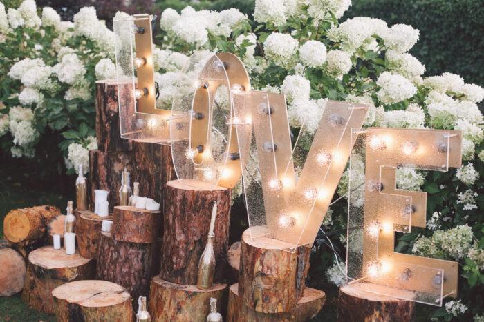 Dekorera lokal för bröllop – 14 festliga och fina tips