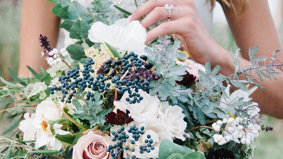 4 saker att tänka på när du väljer brudbukett – floristens tips