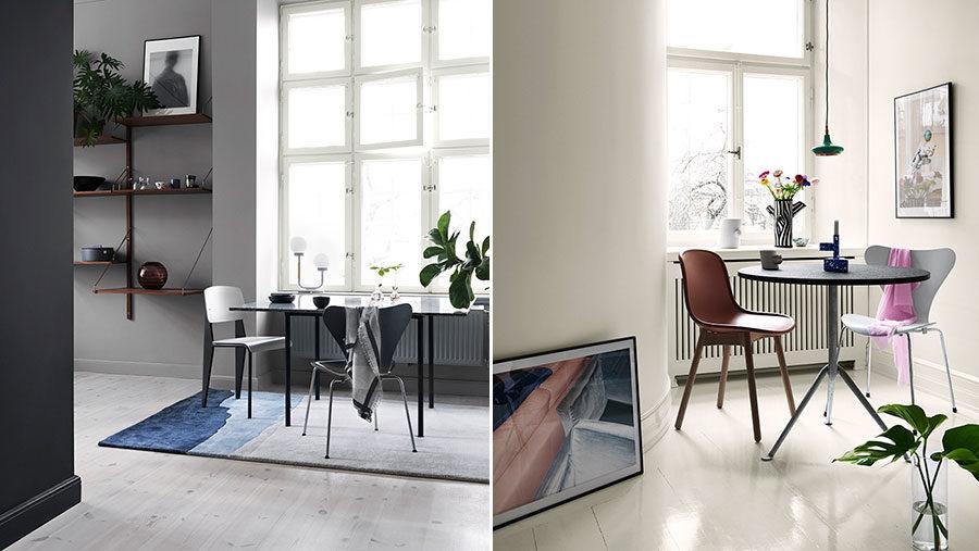 Fräscha Så väljer du rätt grå nyans till väggarna | ELLE Decoration CS-51