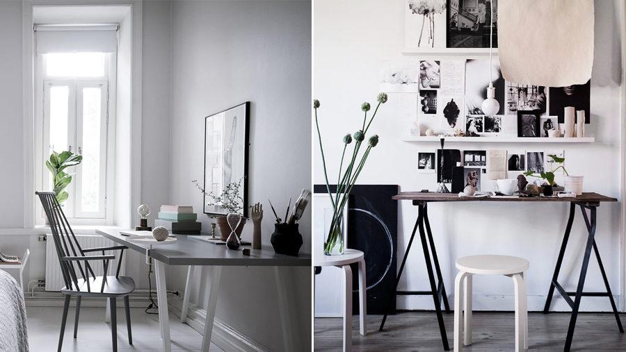 5 inredningstips för hemmakontoret