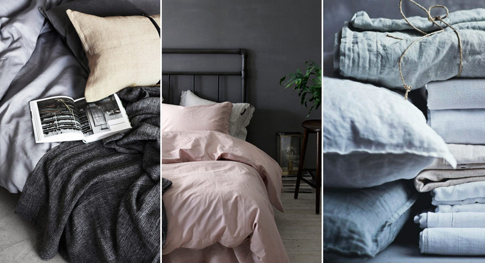 5 mysiga sovrumsidéer för dig som aldrig vill lämna sängen