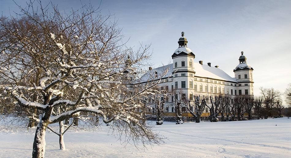 7 vackra slott att besöka i Sverige