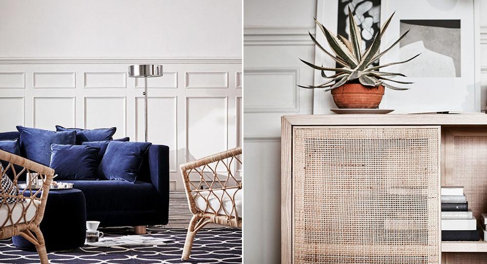 bilder fr n ikea stockholm 2017 elle decoration. Black Bedroom Furniture Sets. Home Design Ideas