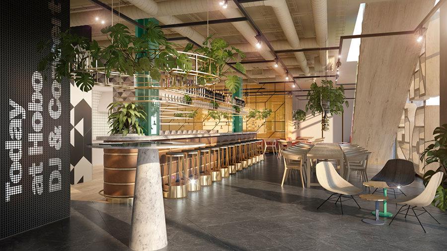 snart ppnar hypade designhotellet hobo och det r s. Black Bedroom Furniture Sets. Home Design Ideas