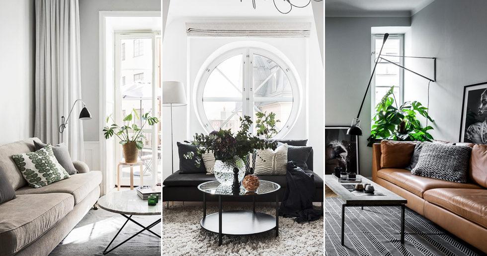 7 trucos de estilo que hacen que tu sala de estar sea un poco más lujosa