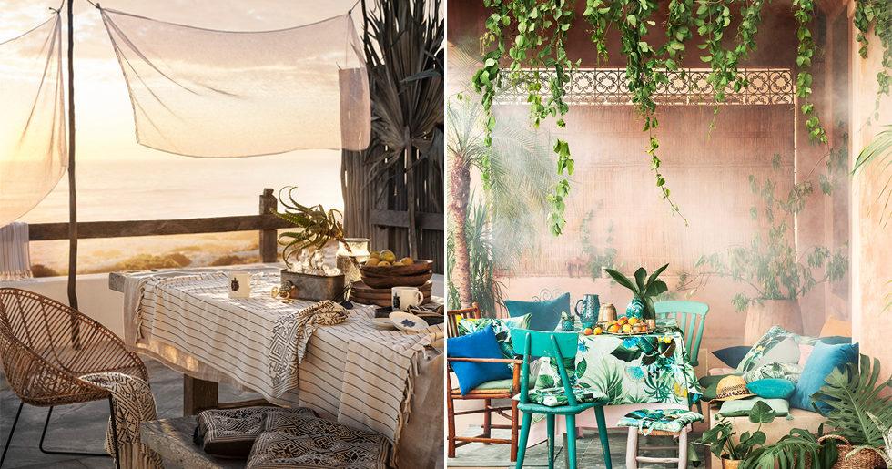 Så ser sommaren ut på H&M Home – 11 favoriter ur kollektionen