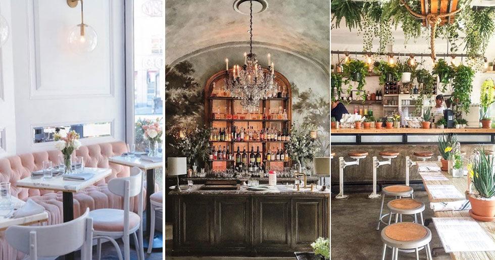 6 Instagram-vänliga restauranger och fik i New York