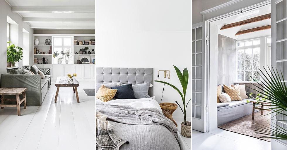 nordiskt bohemiskt hos grundarna av tine k home elle decoration. Black Bedroom Furniture Sets. Home Design Ideas