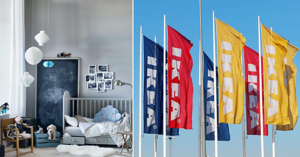 7 svenska bebisnamn som amerikanerna inspireras av från Ikea
