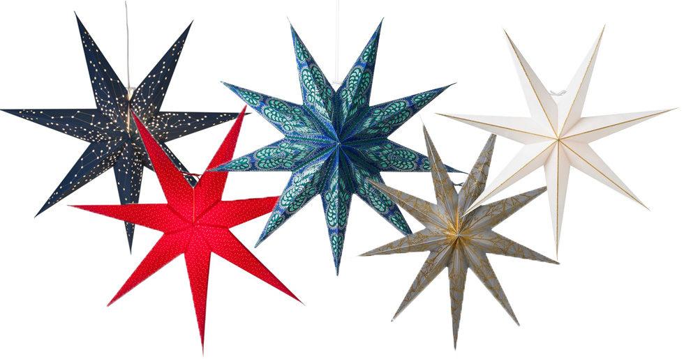 snygg adventsstjärna 2017