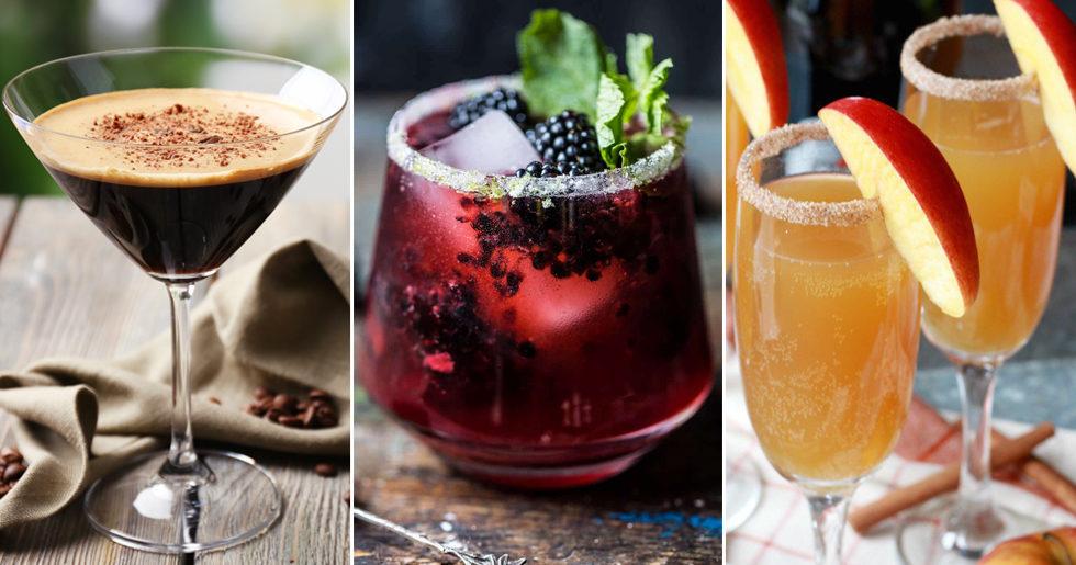 6 härligt höstiga drinkar – perfekta för kyliga kvällar