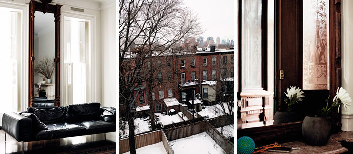 Hemma hos: slitet Brooklyn-hus blev ett drömhem