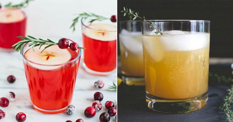 4 goda alkoholfria drinkar till jul