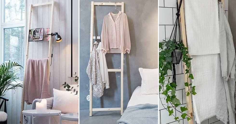3 snygga sätt att inreda med en Ivar-gavel från Ikea