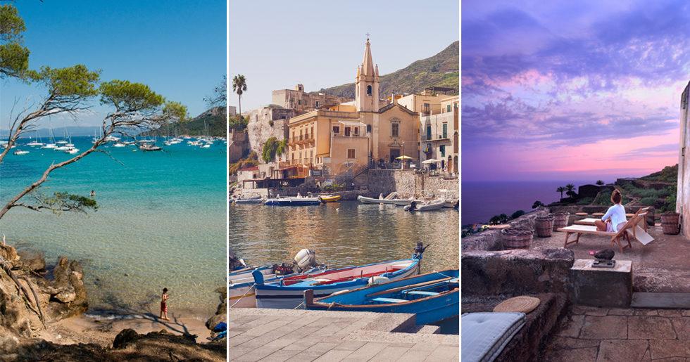 7 vackra öar i Medelhavet – som alla andra inte redan åker till