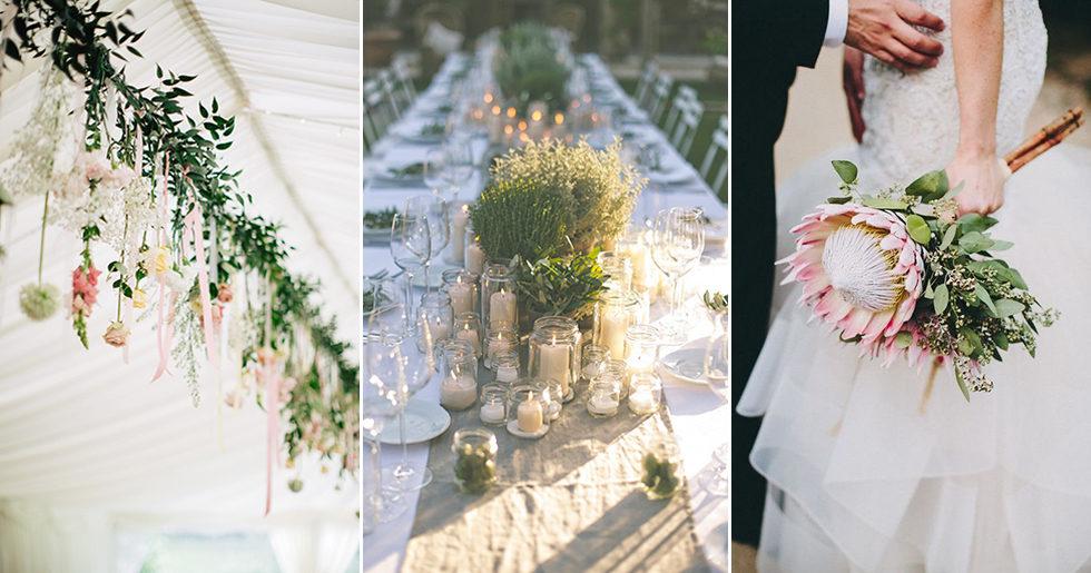 c2009cda942d 5 stora bröllopstrender 2018 – enligt Pinterest | ELLE Decoration