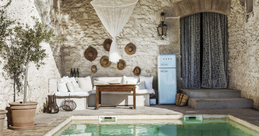 Idylliskt bed and breakfast i Frankrike – kika in