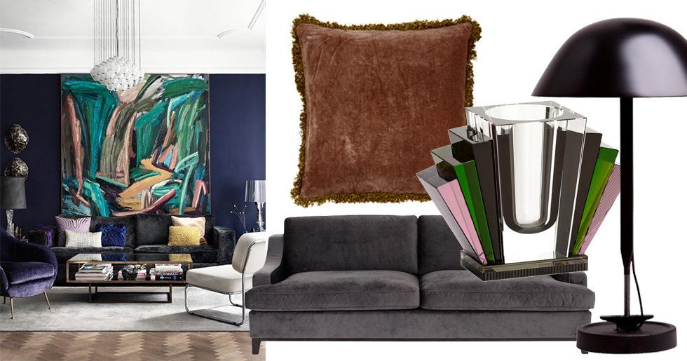 Ge ditt hem ett lyft med färgstarka detaljer – 14 shoppingtips