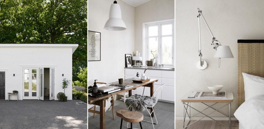 Stylisten Pella Hedebys compact living-dröm – kika in!