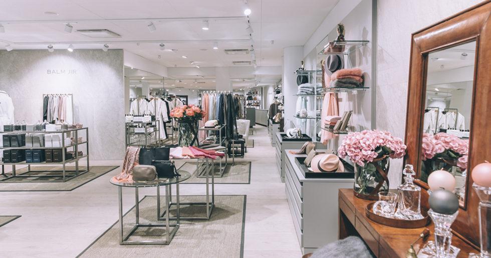 Här öppnar Balmuir sin första butik i Sverige – se första bilderna!
