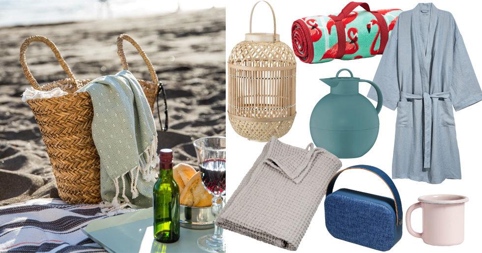15 fina sommardetaljer – i tre olika stilar