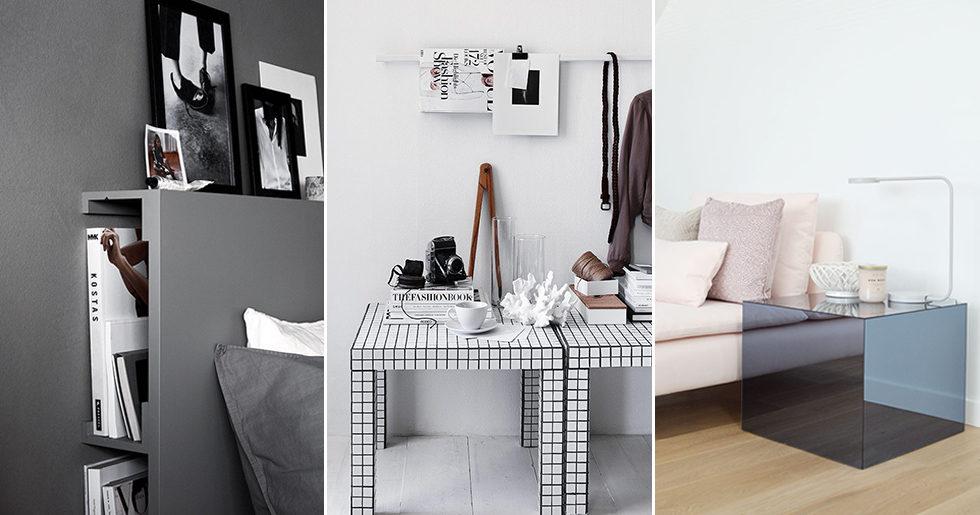 Inredningsstylisternas bästa Ikeahacks – 8 DIY-projekt