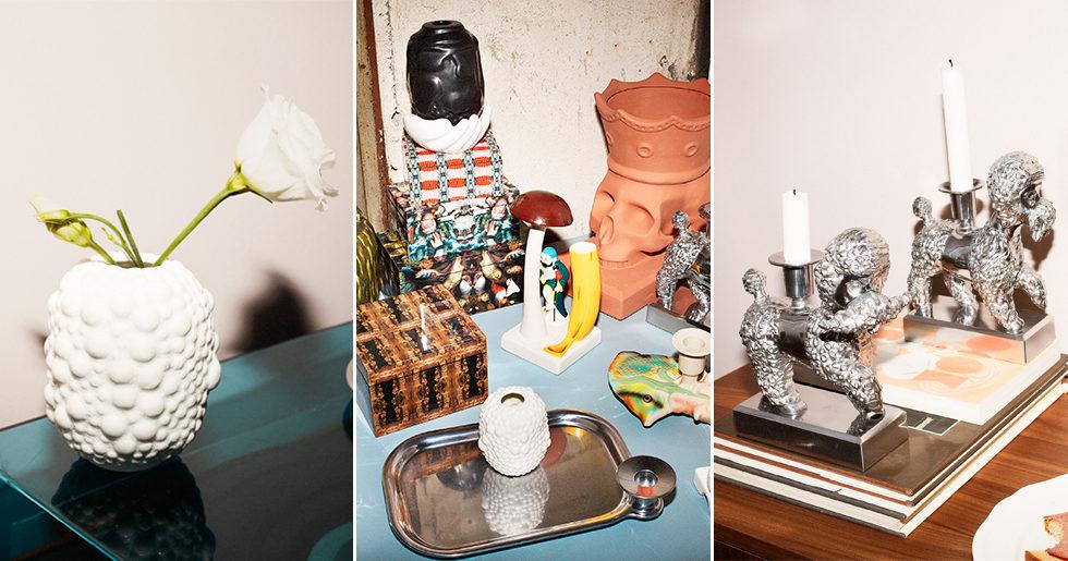 Se Ikeas nya kollektion med Per B Sundberg
