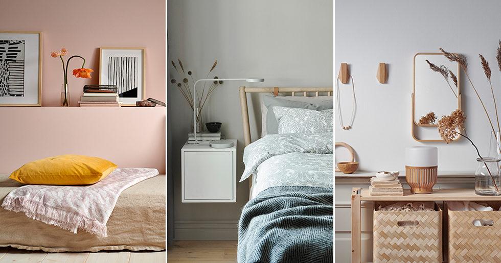 s ser h sten 2018 ut hos ikea elle decoration. Black Bedroom Furniture Sets. Home Design Ideas