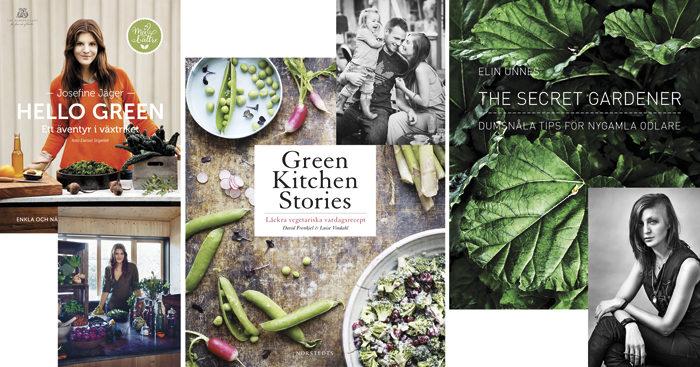 vegetariska kokböcker tips