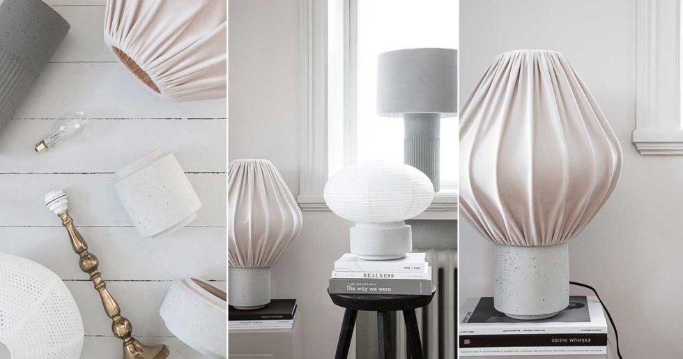 Kända DIY: Skapa en personlig bordslampa – av en vas | ELLE Decoration MT-33
