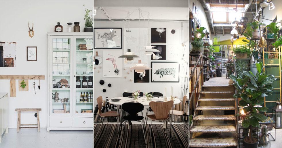 10 stilsäkra inredningsbutiker i Göteborg  36a2591c86b4f