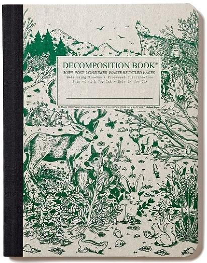 decomposistion book