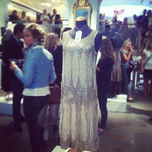 30tal vintage fashion stockholms auktionsverk vip visning