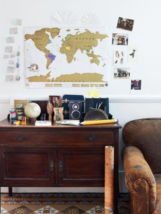 karta skrapa Om en karta man kan skrapa på. | Volang karta skrapa