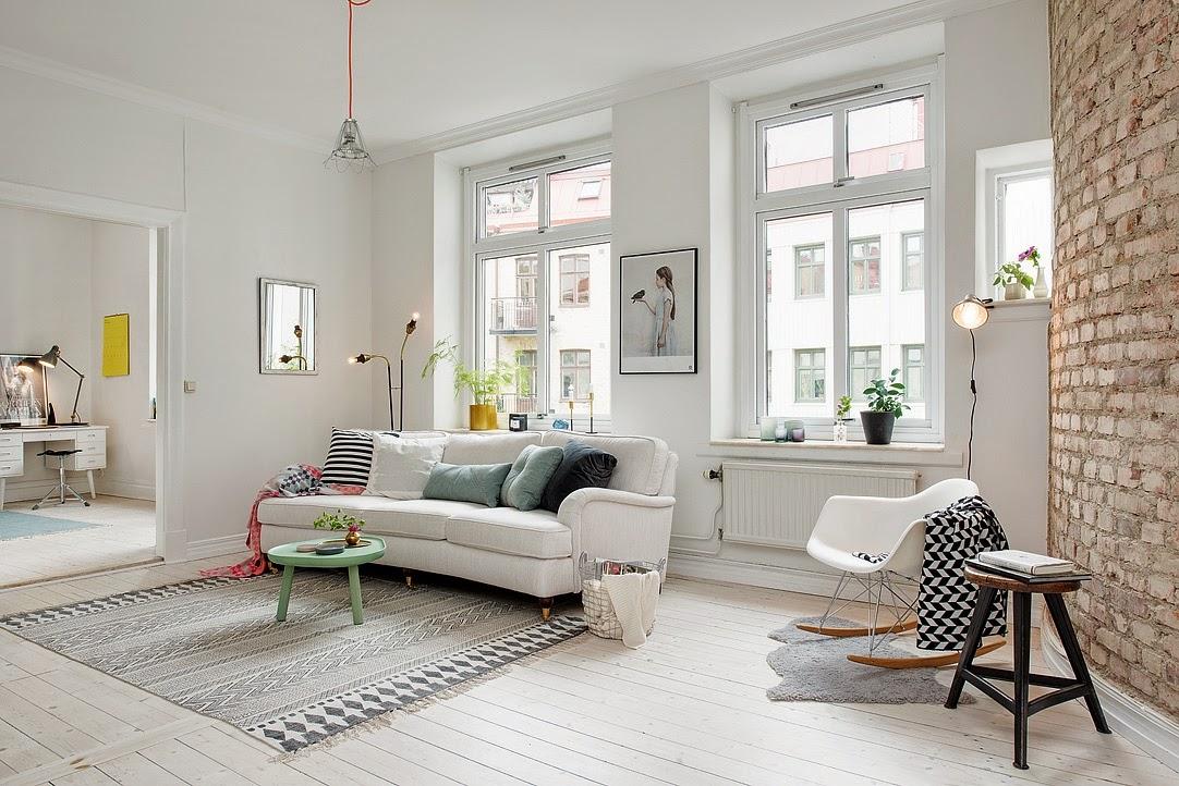 mjuka f rger och h rliga detaljer p arsenalgatan volang. Black Bedroom Furniture Sets. Home Design Ideas