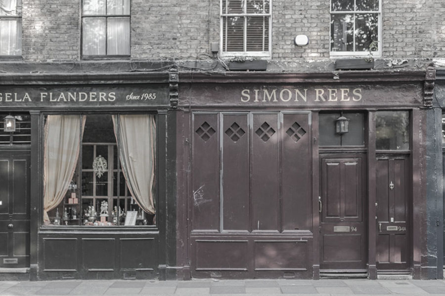 london shoreditch