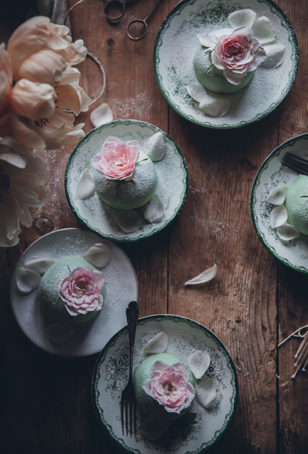 Mini princess cake by Linda Lomelino