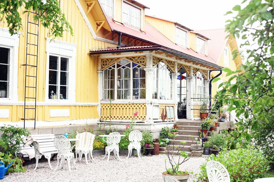 gotland café