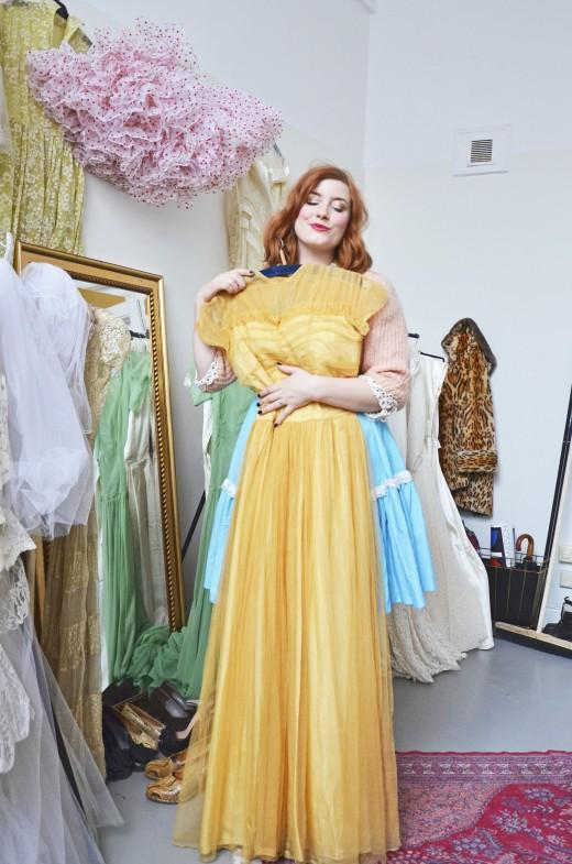 Loppistan möter Elsa Billgren, Intervju, Porträtt, Personlighet, Inspiration, Kreativitet, Retro, Vintage, Loppistan