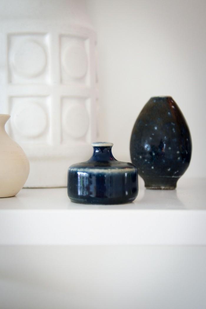 Vaser, Miniatyrvaser, NS, Loppisfynd, Retro, Loppistan