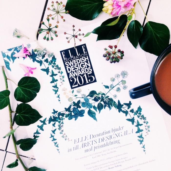 Ida Magntorn elle decoration award