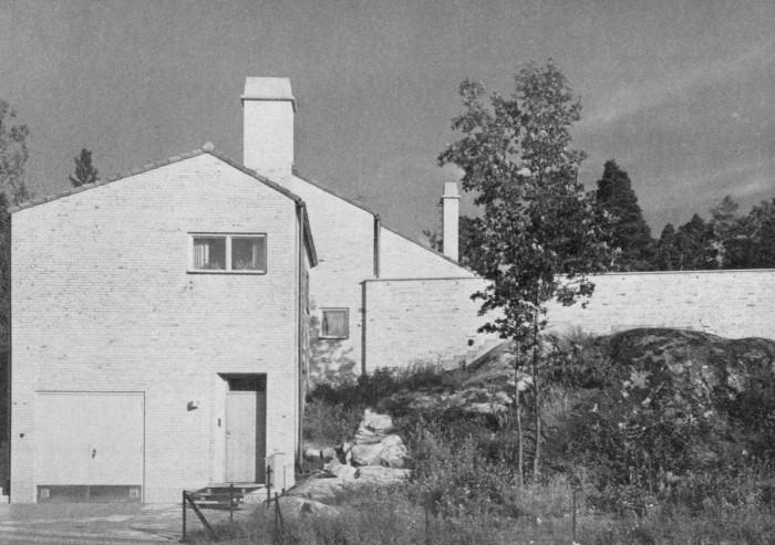 Villa Sundahl 1956