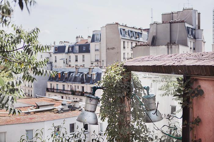 Sofia in Paris © Anna  Malmberg