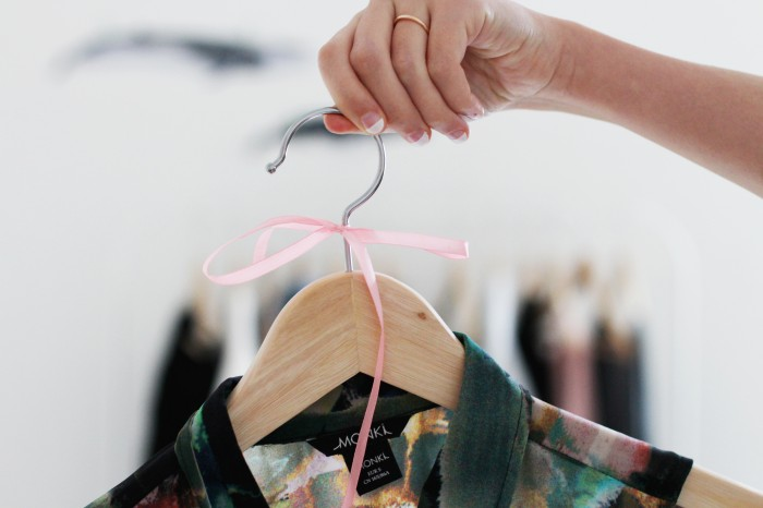 hejregina.elledecoration.se tips rensa garderoben
