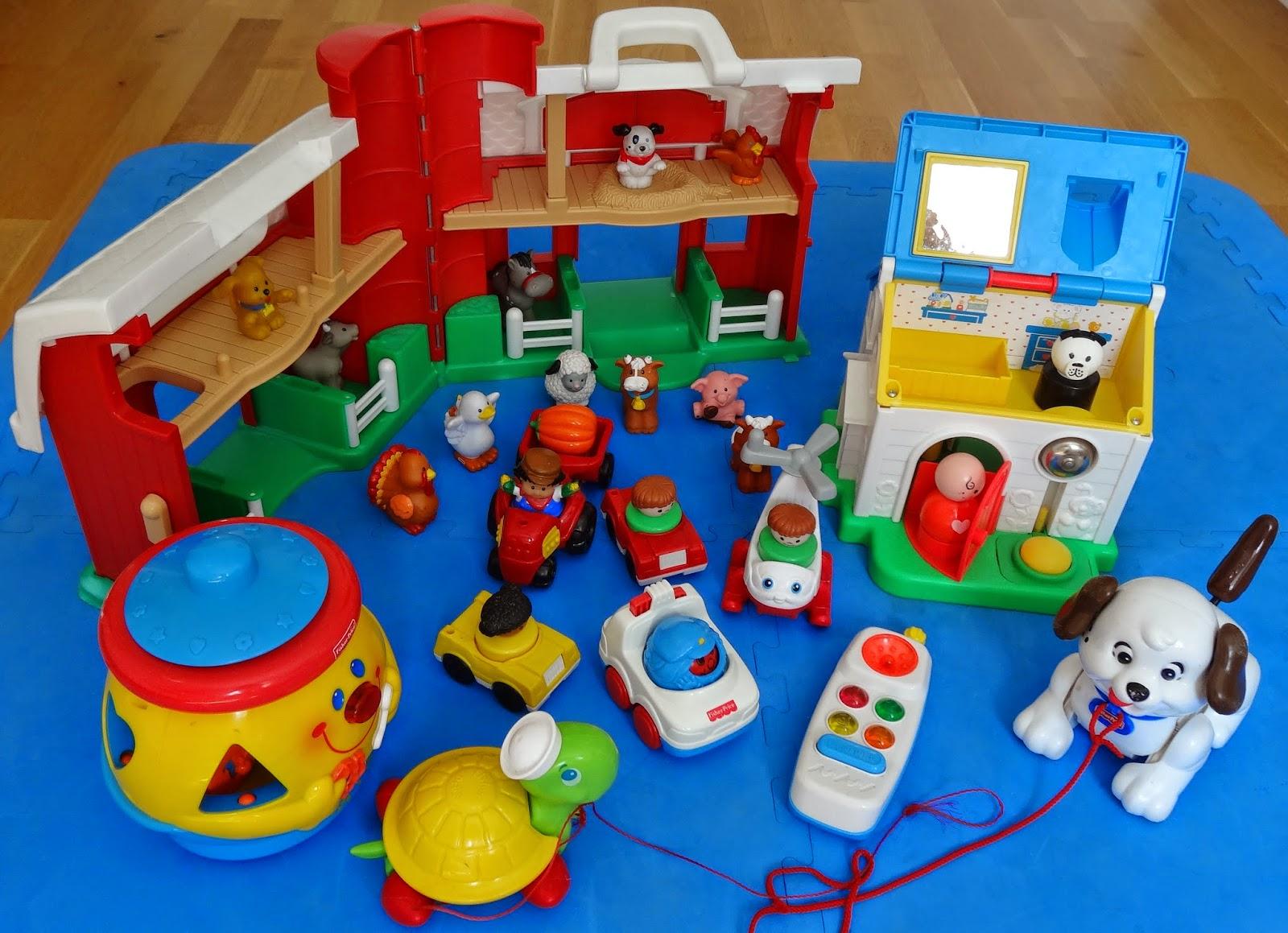 Little People rules! Här bondgården ( 2000-tal) 8dfc4a1b6274b